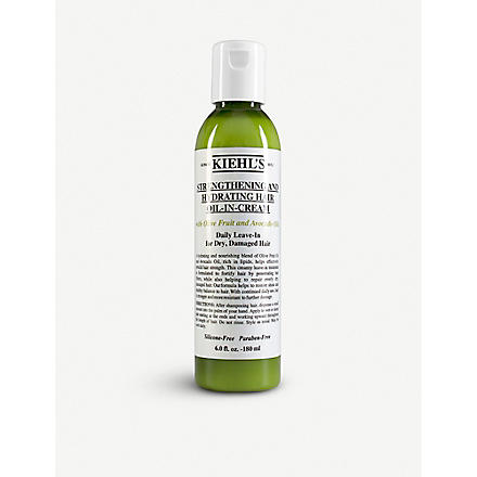 KIEHL'S Olive and Avocado Leave-in Oil-in-Cream 180ml