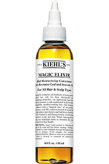 KIEHL'S Argan and Sesame Leave-in Hair Oil Concentrate 118ml