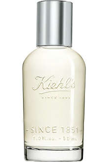 KIEHL'S Vanilla and cedarwood eau de toilette 30ml