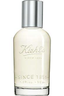 KIEHL'S Vanilla and cedarwood eau de toilette 30ml