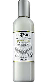 KIEHL'S Fig leaf & sage skin-softening body lotion 250ml