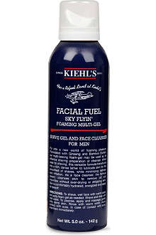 KIEHL'S Facial Fuel cleansing foaming gel