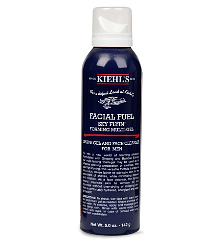 KIEHL'S Facial Fuel cleansing foaming gel 150ml