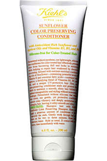 KIEHL'S Sunflower colour preserving conditioner 75ml
