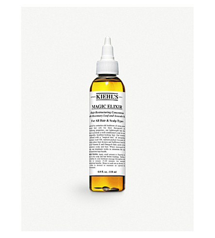 KIEHL'S Magic Elixir - Hair Conditioning Concentrate 125ml