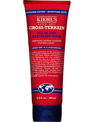 KIEHL'S All-in-one refuelling wash 240ml