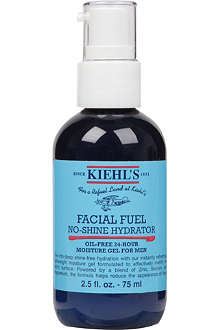KIEHL'S Facial Fuel No Shine Hydrator 75ml