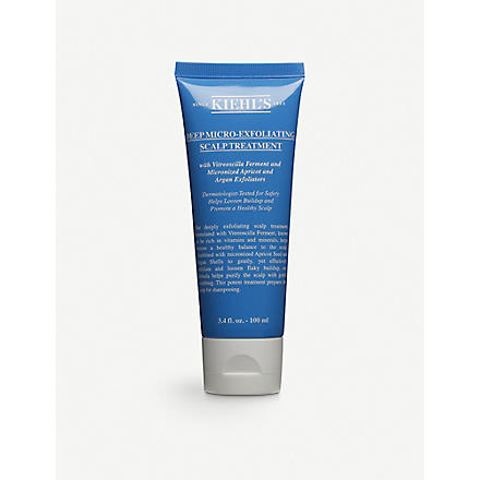 KIEHL'S Deep micro-exfoliating scalp treatment 100ml