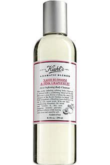 KIEHL'S Nashi Blossom & Pink Grapefruit skin-softening body cleanser 250ml