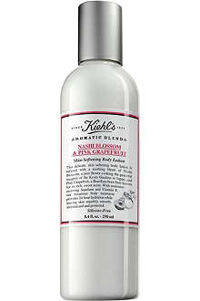 KIEHL'S Nashi Blossom & Pink Grapefruit skin-softening body lotion 250ml