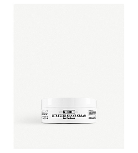 KIEHL'S Lite Flite shave cream 125ml