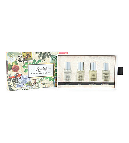 KIEHL'S Aromatic Blends Mist collection