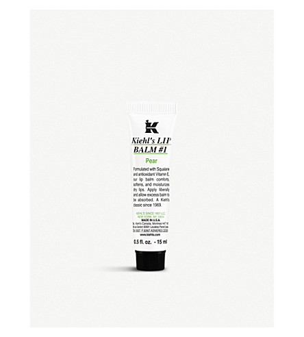 KIEHL'S Pear lip balm