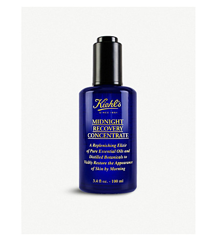 KIEHL'S Midnight Recovery Concentrate 100ml