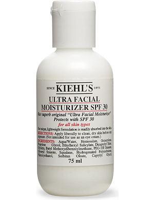 KIEHL'S Ultra Facial moisturiser SPF 30 75ml