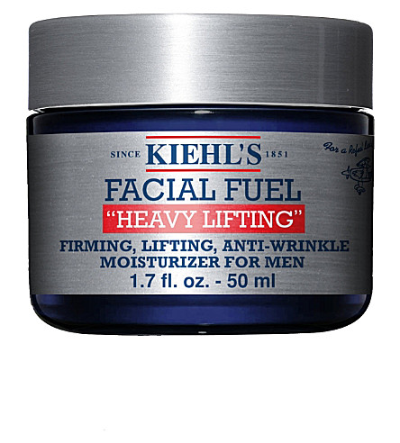 KIEHL'S Facial Fuel Heavy Lifting moisturiser for men 50ml