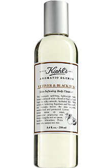 KIEHL'S Aromatic Blends Vetiver & Black Tea body cleanser 250ml