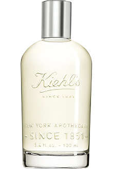 KIEHL'S Aromatic Blends Vetiver & Black Tea eau de toilette 100ml