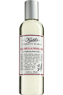 KIEHL'S Aromatic Patchouli & Fresh Rose body cleanser 250ml