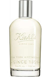 KIEHL'S Aromatic Patchouli & Fresh Rose eau de toilette 100ml