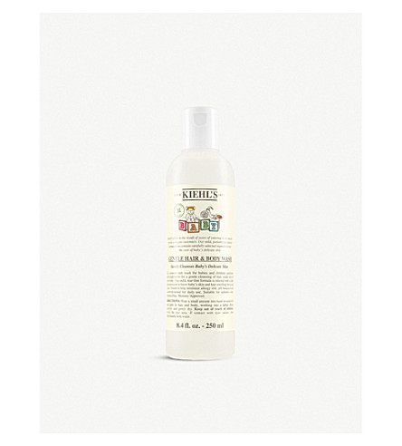 KIEHL'S Gentle Hair & Body Wash 250ml