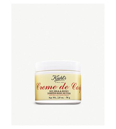 KIEHL'S Crème de Corps soy milk and honey body butter 56g