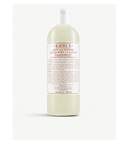 KIEHL'S Grapefruit Bath & Shower Body Cleanser 1L