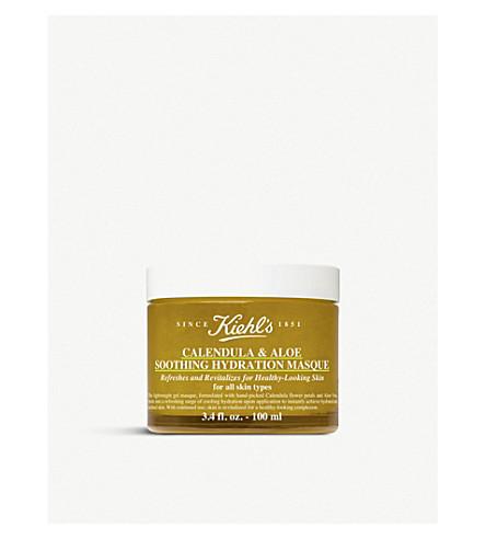 KIEHL'S Calendula & Aloe Soothing Hydration Mask 100ml