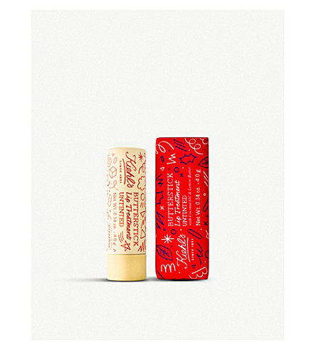 KIEHL'S Limited Edition Butterstick Lip Treatment 4g (Clear