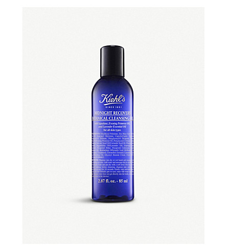 KIEHL'S Midnight Recovery Botanical Cleansing Oil 75ml