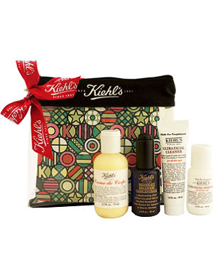 KIEHL'S Classic Collection holiday gift set 2014