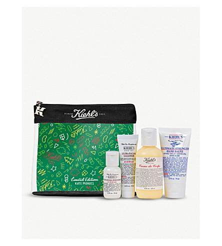 KIEHL'S Limited Edition Bodycare set