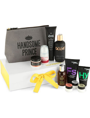 SELFRIDGES Handsome Prince grooming box