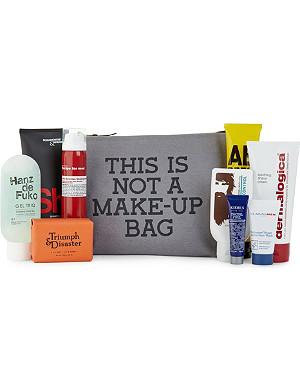 SELFRIDGES Men's Grooming Bag