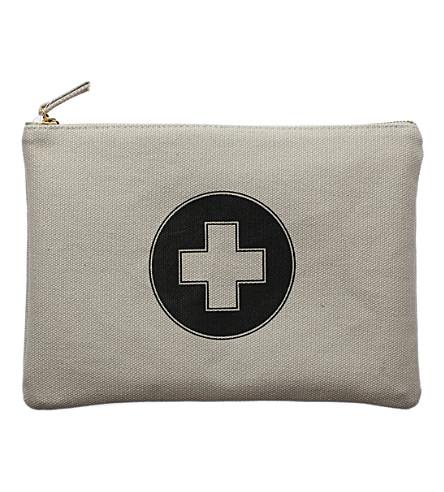 IZOLA Apothecary cotton pouch