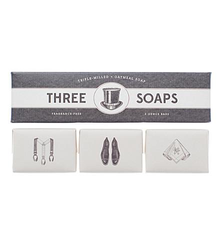 IZOLA Trio of soaps
