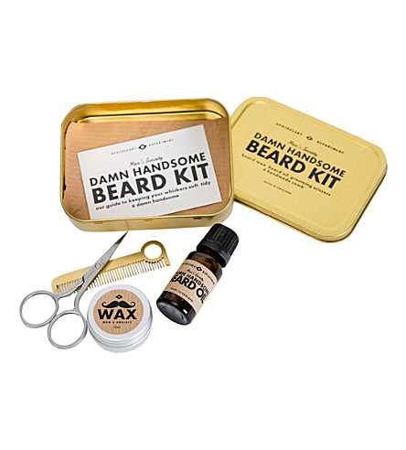 izola beard grooming kit. Black Bedroom Furniture Sets. Home Design Ideas
