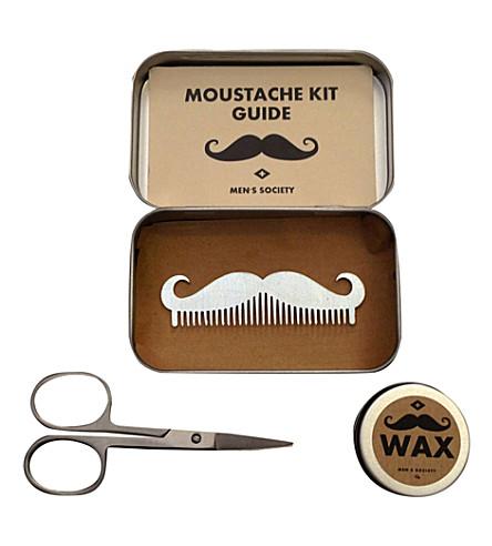 IZOLA Moustache grooming kit