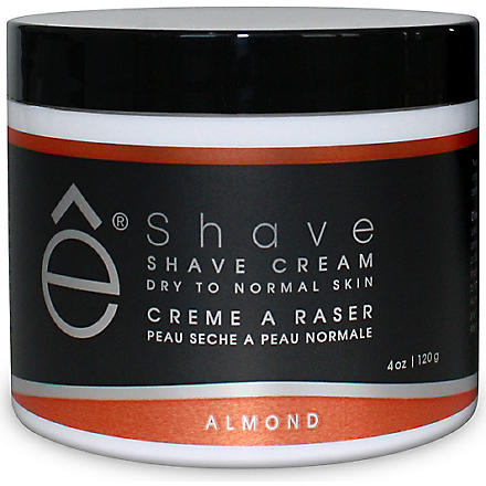 ESHAVE Almond shaving cream