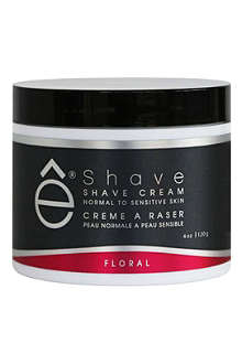 ESHAVE Floral shaving cream