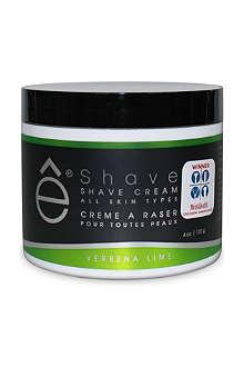 ESHAVE Verbena Lime shave cream