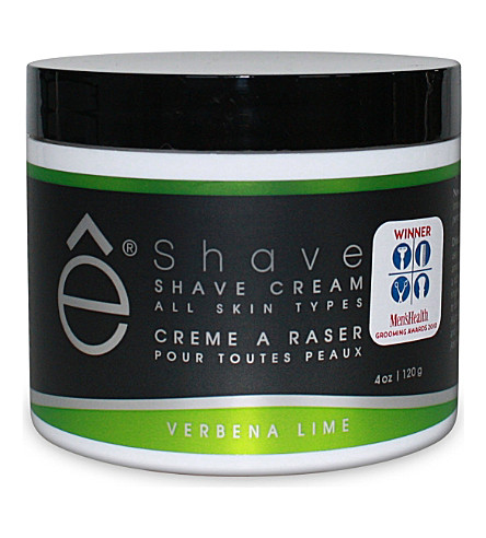 ESHAVE Verbena Lime shave cream