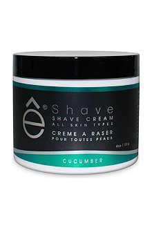 ESHAVE Cucumber shave cream