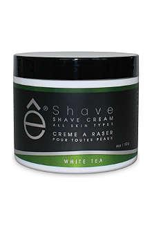 ESHAVE White Tea shave cream