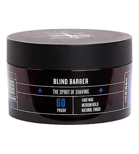 BLIND BARBER 60 proof wax 50ml