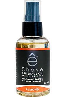 ESHAVE Almond pre shave oil