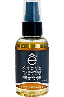 ESHAVE Orange Sandalwood pre shave oil
