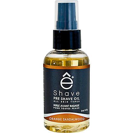 ESHAVE Orange Sandalwood pre shave oil