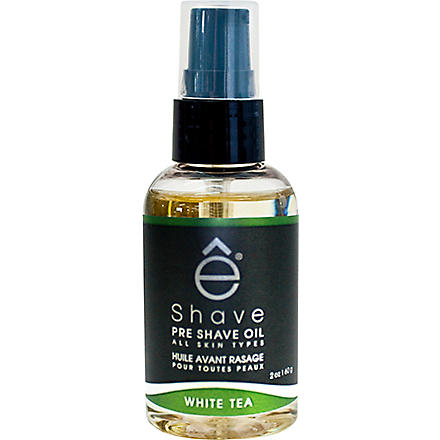 ESHAVE White Tea pre shave oil