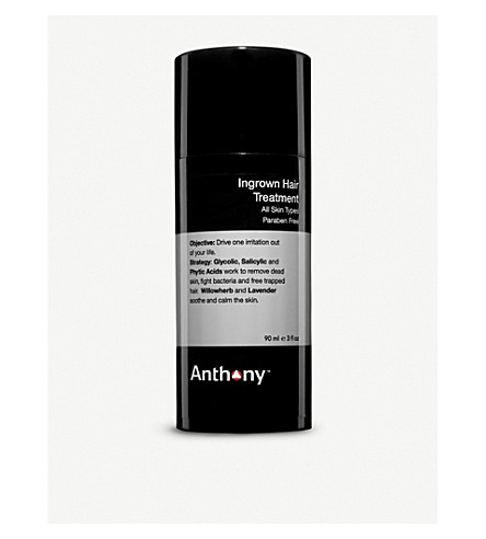 ANTHONY INGROWN HAIR TREATMENT 90ML